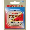 テクミーテーパーちから糸16m・2本巻 GT-490P/ピンク