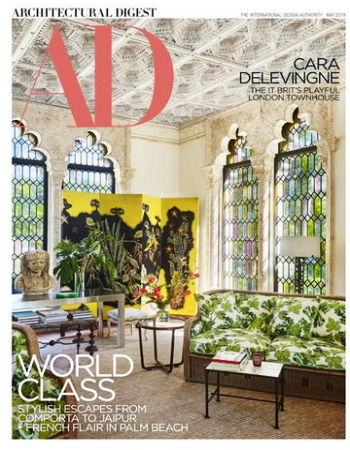 ARCHITECTURAL DIGEST US 洋雑誌 定期購読 【1冊あたり 998円】 送料込