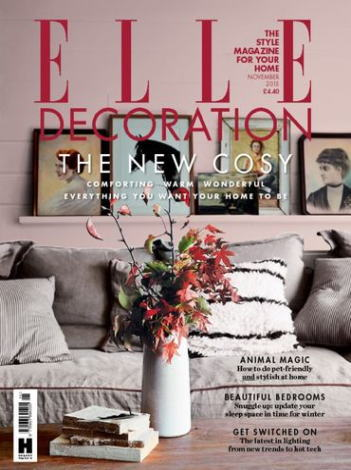 Elle Decoration 洋雑誌