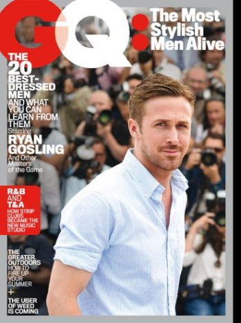 GQ US Edition 洋雑誌