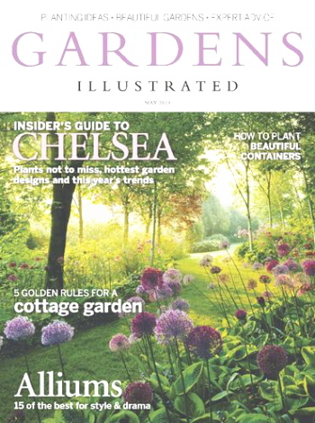 Gardens Illustrated 購読