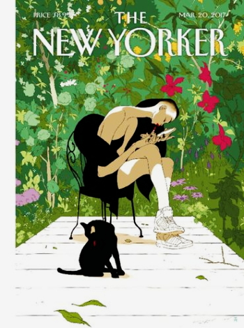 The New Yorker ザ・ニューヨーカー 海外雑誌
