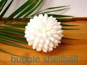 シェルボール/バブル【直径約8cm/1個】貝殻・貝・シェル