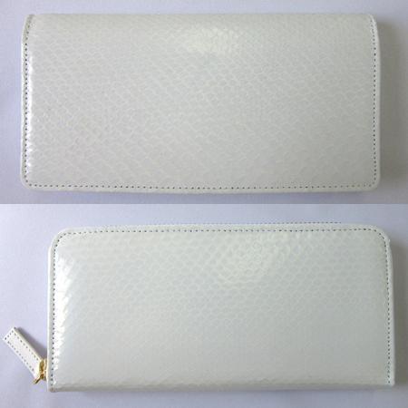 白蛇金運財布