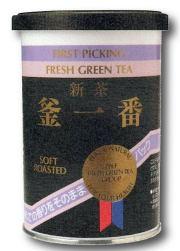 【予約限定!鹿児島新茶】爽快な香りと深いコクのバランスが秀逸、特選釜一番