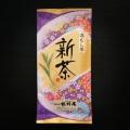 2017年産鹿児島新茶、深蒸し煎茶100g袋入り