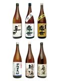定番酒1800mlx6本セット