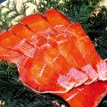 南千島産 紅鮭