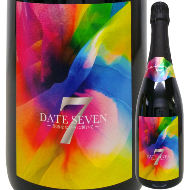 DATE SEVEN Sparkling ~Episode 2~ 720ml