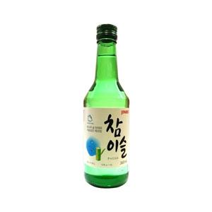 【送料無料】チャミスル「Fresh」焼酎×20本【1BOX】■韓国食品■0102-1