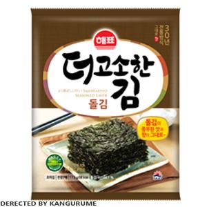 ヘピョ海苔全形「7枚」1袋■韓国食品■0308