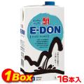 【送料無料】イドンマッコリ「紙パック」1L×16本【1BOX】■韓国食品■ 0128-1