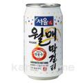 ソウル月梅マッコリ「缶」350ml■韓国食品■ 0177