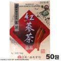 紅参茶「紙箱」50包入り■韓国食品■0880