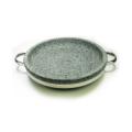 【送料無料】石すき焼用鍋「28cm」■韓国食品■ 3308