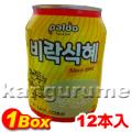 シッケ「米粒入りジュース」238ml×12個【1BOX】■韓国食品■ 2301-1