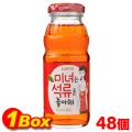 ザクロジュース「瓶」180ml×48本【1BOX】■韓国食品■ 2315-1