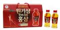 元気参(紅参ドリンク) 120ml*10個入り1BOX■韓国食品■2374