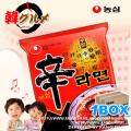 辛ラーメン【1BOX】40個入り■韓国食品■2401-1