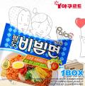 ビビン麺【1BOX】20個入り■韓国食品■ 2437-1