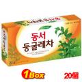 「ドンソ」ドングレ茶「4g×15ティーバッグ」×20個【1BOX】■韓国食品■ 0840-1