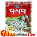 いわし鰯ダシダ1kg×10個【1BOX】■韓国食品■ 0541-1