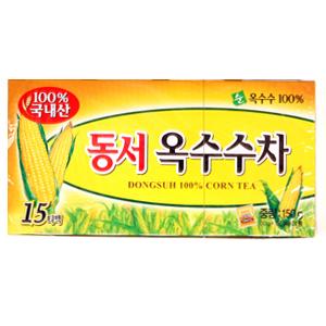 純韓国産とうもろこし100%♪ティーパックのとうもろこし茶 ¥263