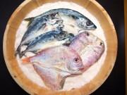獺祭の酒粕を使った魚の粕漬