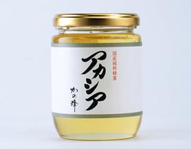 【国産蜂蜜】国産アカシア蜂蜜300g