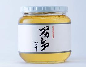【国産蜂蜜】国産アカシア蜂蜜600g