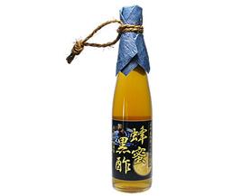 【ドリンク】国産蜂蜜黒酢500ml