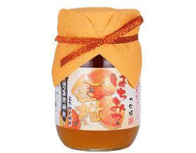 【国産蜂蜜】果肉キンカン蜂蜜漬け450g