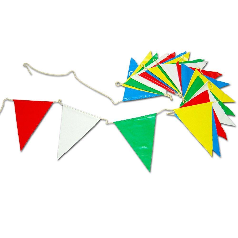 ターポリン三角旗