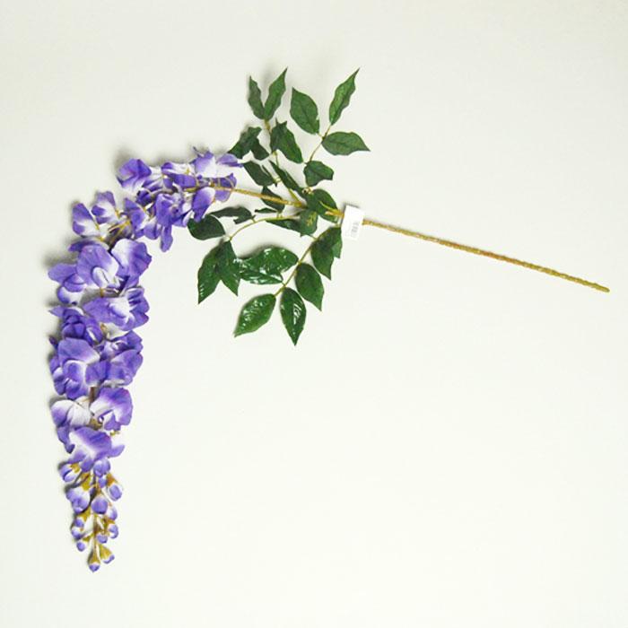 藤房・紫&白