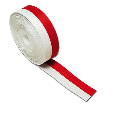 紅白振分リボン 約24mm幅