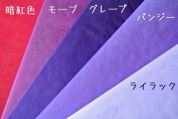 ノバン:紫色系