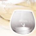 特別な結婚式の大切なゲスト様をお出迎えする席札グラス ブラブラタンブラー