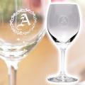 席札ワイングラス