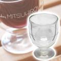 母親や祖母への贈り物に名入れ ホットワイングラス