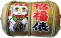 招き猫俵【大】
