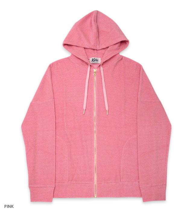 NIGHT FEVER big hood zip