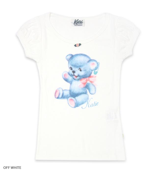 BABY BEAR puff tee