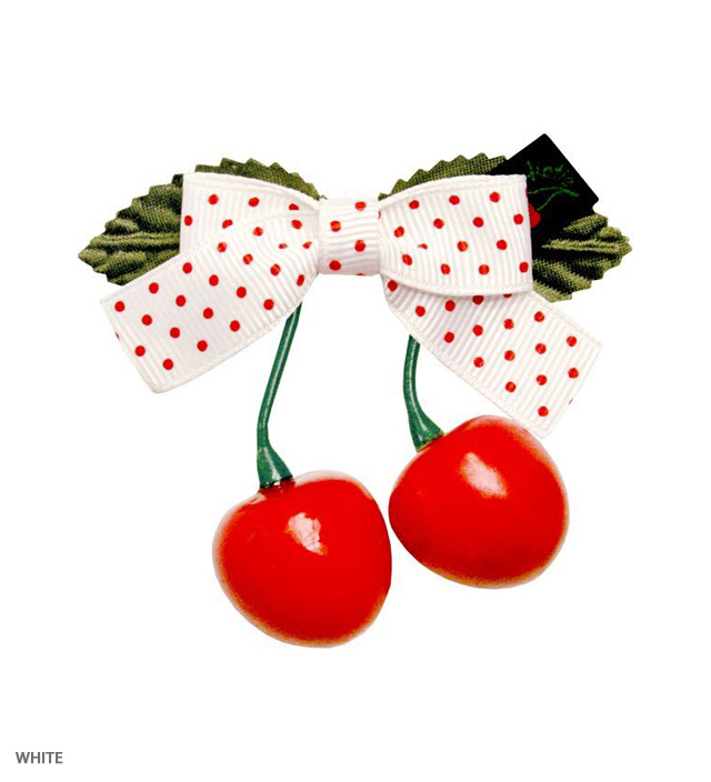 CHERRY hair pin