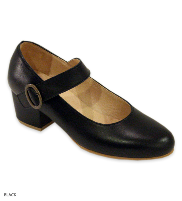 DANCE one-strap shoes