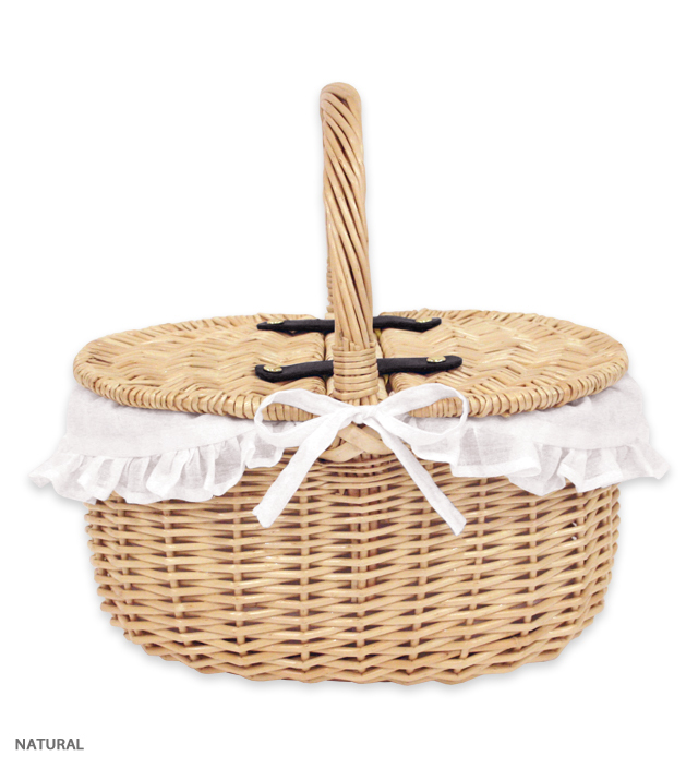 FRENCH DOLL picnic basket