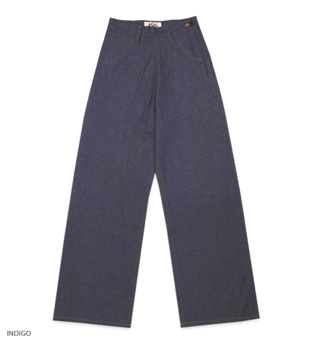 KATIE JEANS high waist pants