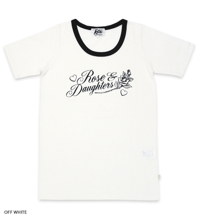 ROSE & DAUGHTERS tee