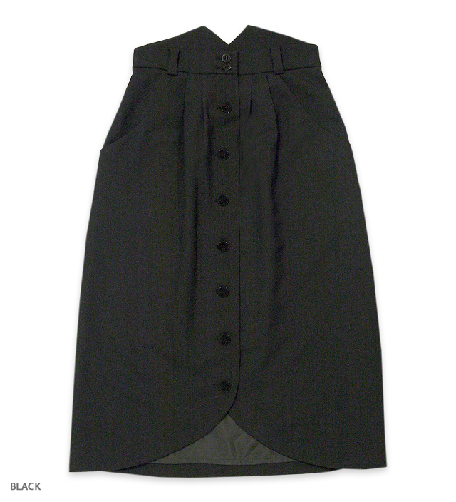 CAFE CHIC gibson skirt