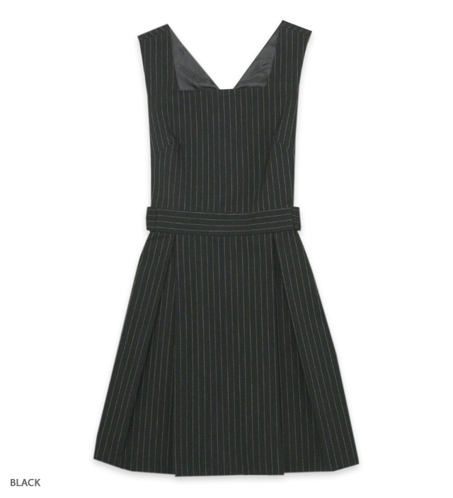 CAFE CHIC ribbon one-piece