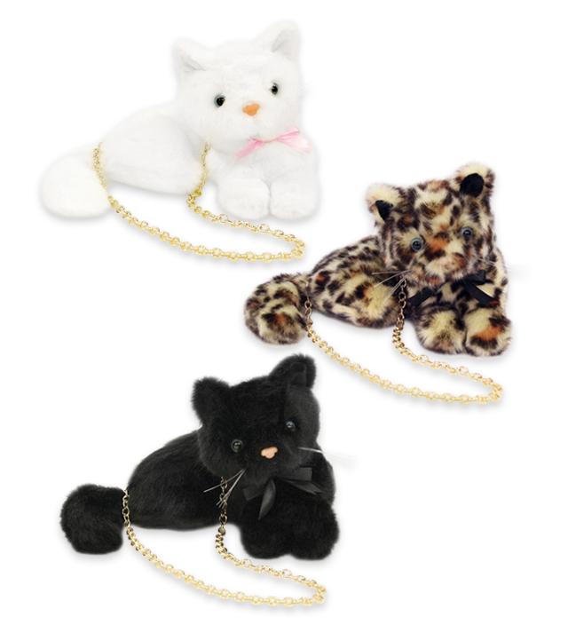 CAT SHOW chain bag